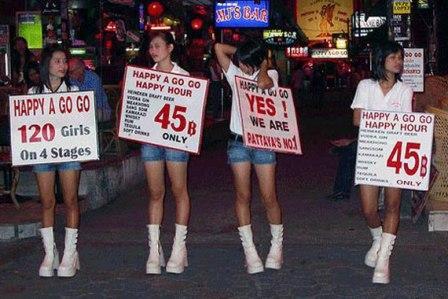 Секс туры в Тайланд