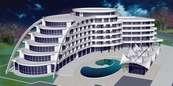 Отель Лебедь Солнечный Берег Болгария