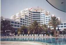 Отель Sheraton Jumeirah Beach Resort & Towers Дубай ОАЭ