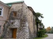 Новый Афон санаторий Абхазия