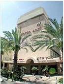 Adiv 3* Тель-Авив Отели Израиля