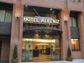 Albeniz 3* Барселона Отели Испании