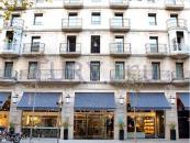 Alexandra 4* Барселона Отели Испании