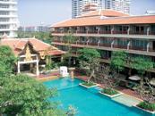 Отель Avalon Beach Resort 4* Паттайя Тайланд