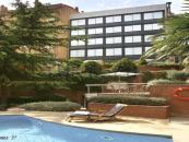 Balmes 3* Барселона Отели Испании