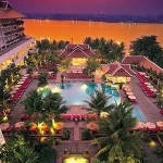 Отель Bangkok Marriott Resort & Spa Бангкок Тайланд