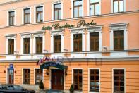 Carlton 4* Прага Отели Чехии