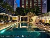 Отель  Courtyard By Marriott 5* Бангкок Тайланд