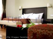 Golden Tulip Prague Terminus 4* Прага Отели Чехии