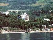 Санаторий Гурзуф Крым отдых в Ялте