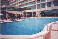 Отель Hilton Dubai Jumiera Дубай ОАЭ