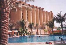 Отель  Sheraton Abu Dhabi в Абу-Даби ОАЭ