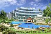 Отель Кристал 3* Золотые Пески