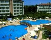 Отель Alara Park Алания