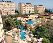Отель Club Paradiso Аланья