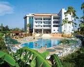 Отель Blauhimmel Hotel Кемер`