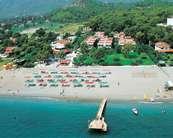 Отель Club Boran Mare Beach Кемер
