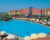 Отель Alba Resort Hotel Сиде