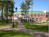 Империал Парк Отель и СПА отели Подмосковья