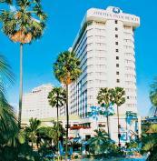 Отель Jomtien Palm Beach 4* Паттайя Тайланд
