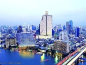Отель Lebua At State Tower 5* Бангкок Тайланд