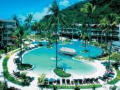 Отель Merlin Beach Resort 4* Пхукет Тайланд