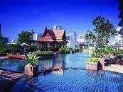 Отель Plaza Athenee 5* Бангкок Тайланд