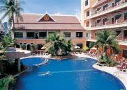 Отель Tony Resort 4* Пхукет Тайланд