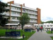 Санаторий Зеленый бор Белоруссия